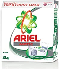 Ariel Matic Detergent Powder - 2 kg Pack