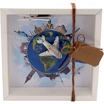 Amazon De Zauberdeko Geldgeschenk Verpackung Geldverpackung Urlaub