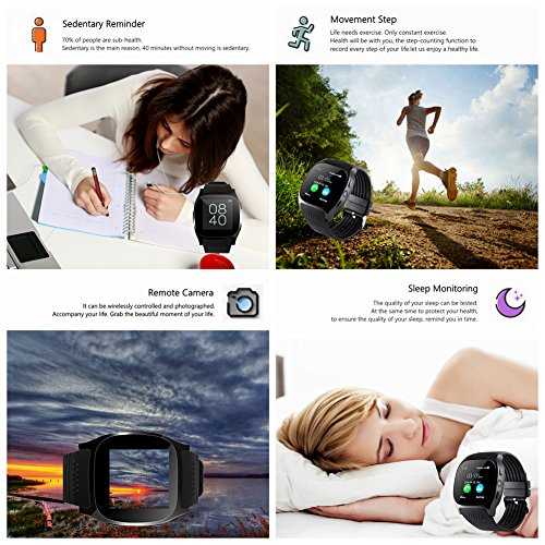 Zoom IMG-3 canmixs smart watch cf02 supporto