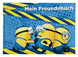 Undercover MNVA0962 - Freundebuch A5 Minions