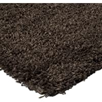 MonBeauTapis 600111Imperial Shaggy tappeto polipropilene 110x 60cm, Polipropilene, grigio, 110x60x10 cm - Trova i prezzi più bassi