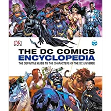 DC Comics Encyclopedia All-New Edition (Dk)