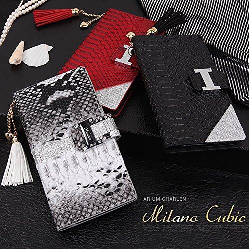 iPhone 7 Plus Case, Arium [bleu saphir] Prime Wallet Case [Wine] PU cuir Diary Cover + dragonne tour de cou pour Apple iPhone 7 Plus Milano Diary - Noir