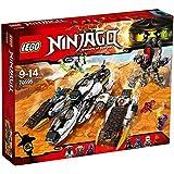 Lego Ninja Go transformer mecha battle Ride 70595 by LEGO
