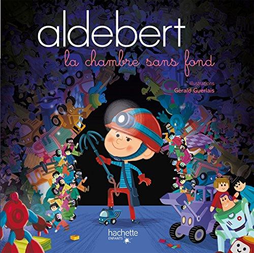 Aldebert raconte - La chambre sans fond / Livre CD par ALDEBERT