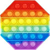 AURSTORE Anti Stress Popet - Spielzeug – Fidget Toy – Pop Bubble – Push it - sensorisches Spielzeug zum Drücken aus…