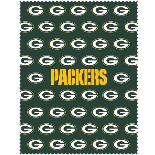 Siskiyou NFL Green Bay Packers iPad Mikrofaser Reinigungstuch (Green Packers-computer Bay)