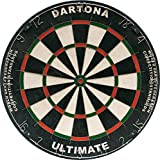 Heiku Sisal Dartboard Dartscheibe Dartona Ultimate