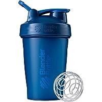 Blender Bottle Classic Loop - Protéine Shaker   Bouteille d'eau avec poignée de transport Mixte Adulte, Bleu (Full Color…