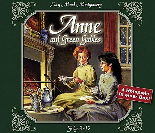 Anne auf Green Gables-Box 3 Green Music Box