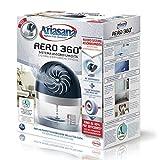 Ariasana Aero 360° Kit déshumidificateur avec pastille de rechange classique de 450 g Classic