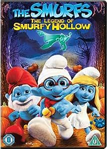 The Smurfs: The Legend Of Smurfy Hollow [DVD]