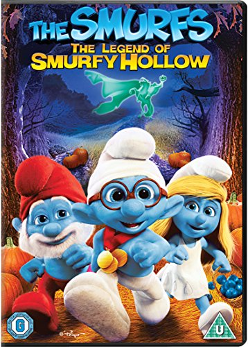 Preisvergleich Produktbild The Smurfs: The Legend of Smurfy Hollow [UK Import]