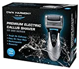 Electric Hard Skin Remover For Men by Own Harmony - USA
