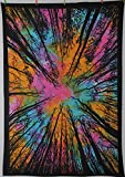 Twin Multi Bohemian Tapestry Star Mandala Tapestry Tapestry Wall Hanging Boho Tapestry Hippie Hippy Tapestry Beach Coverlet Curtain