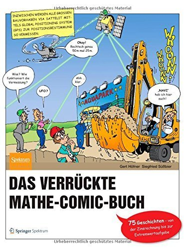 Das verr¨¹ckte Mathe-Comic-Buch: 75 Geschichten - von usato  Spedito ovunque in Italia