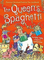 The Queen's Spaghetti (English Edition)