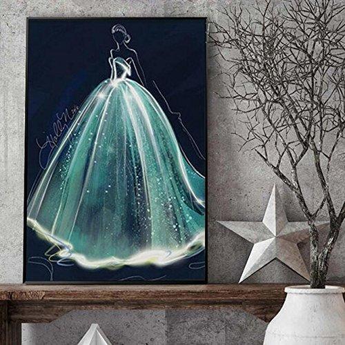 txhf 5D DIY Beauty Dream Braut Full Diamant Strass Kristall Malen nach Zahlen Set Stickerei Craft Home Decor 30x 40cm