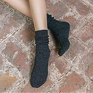 CXKWZ Damensocken WinterSocken Stapel Haufen Unisex –Socken Für Mann Frau Männer Frauen Socken
