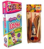 #6: Mansa Ji Amazing Loom and Paper Quilling No. 1 (Combo Pack of 2)
