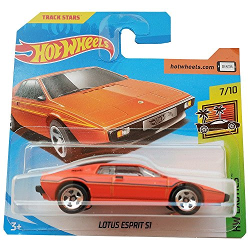 Hot Wheels Lotus Esprit S1 - HW Exotics - 2018 - 125/365