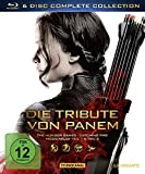 DVD Cover 'Die Tribute von Panem - Complete Collection [Blu-ray]