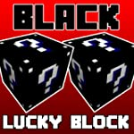 Black Lucky Blocks