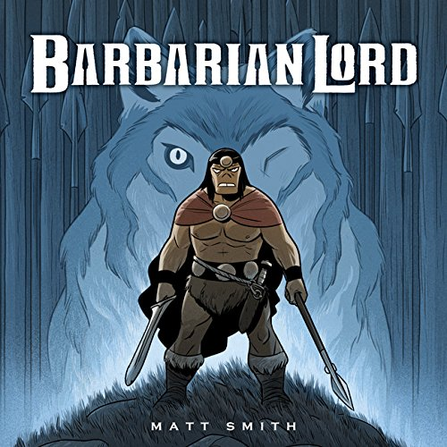 Barbarian Lord por Matt Smith