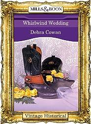 Whirlwind Wedding (Mills & Boon Historical)