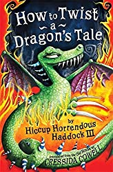 How To Twist a Dragon's Tale by Cressida Cowell (2007-09-20)