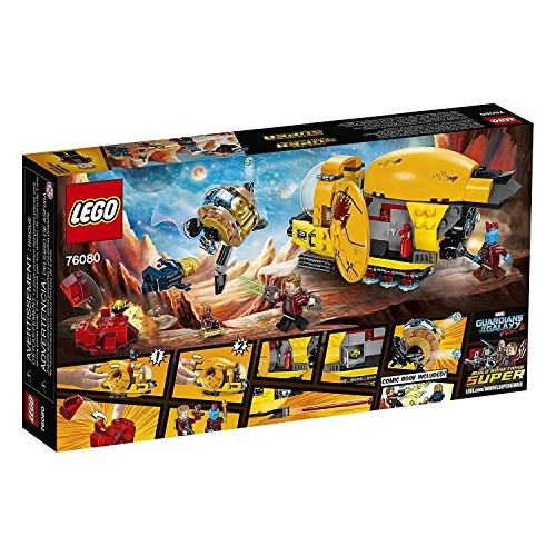 roes 76080 - Ayeshas Rache, Superhelden-Spielzeug (Planet Kostüm Ideen)