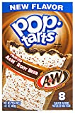 Kellogg's Pop Tarts A and W Root Beer Flavour 400g