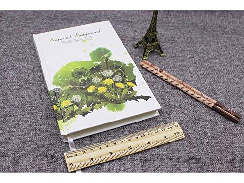 Kreatives Karikaturnotizbuch Persönliches Tagebuch Schulhefte und Tagebücher Schulbuchbücher (Grün) Geschenke für Freunde