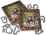 Samichlaus & Schmutzli. Backen mit Schmutzli: Backset für Kinder. Mit Rezepten der Saisonküche.