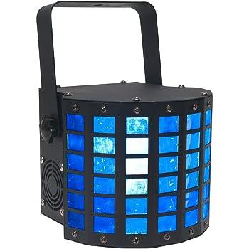 Amercian DJ 1223200032 Dotz Par COB LED Strahler (36 Watt