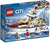 "LEGO 60147 ""Fishing Boat"" Building Toy"