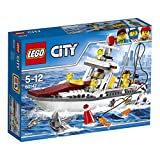 LEGO 60147 'Fishing Boat' Building Toy