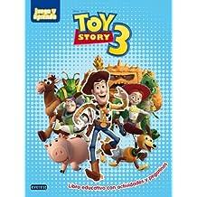 Toy Story 3. Libro educativo con actividades y pegatinas (Juego y aprendo)
