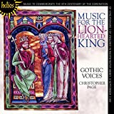 Music For The Lion-Hearted King (Page, Gothic Voices)
