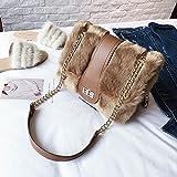 Burberry Paket Allgleiches Umhängetasche Diagonal Kreuz Kleine Quadratische Tasche Handtaschen , braun
