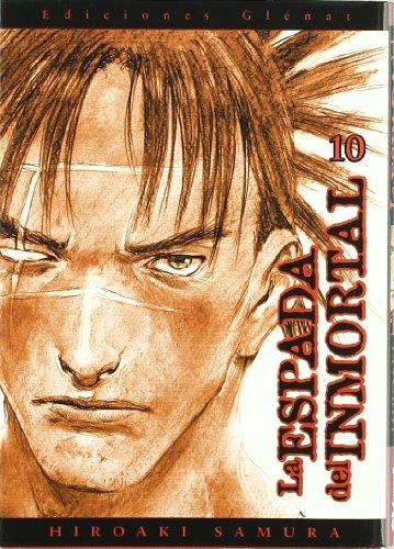 La espada del inmortal 10 (Seinen Manga) por Hiroaki Samura