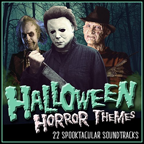 mes - 22 Spooktacular Soundtracks ()