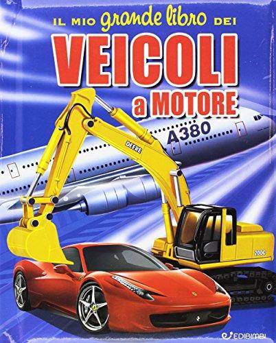 Il mio grande libro dei veicoli a motore. Ediz. a colori
