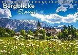 Bergblicke - Elmau (Tischkalender 2019 DIN A5 quer): Elmau, Veranstaltungsort des G7-Gipfels 2015 (Monatskalender, 14 Seiten ) (CALVENDO Orte)