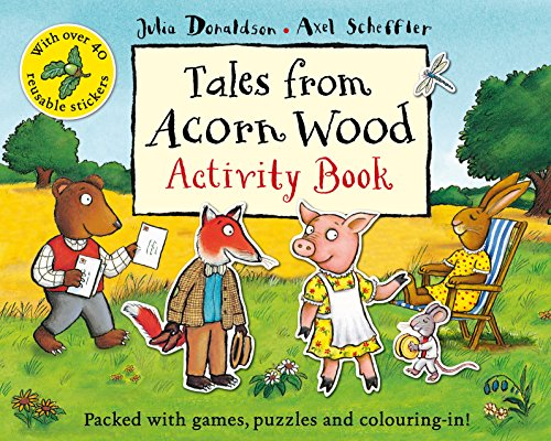 Tales From Acorn Wood Activity Book