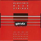 Warwick RedLabel 040-100 · Saiten E-Bass