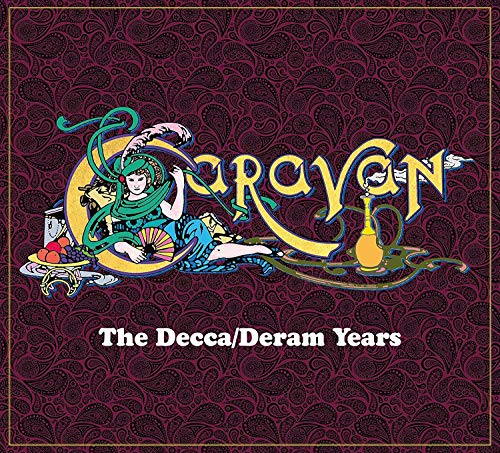 The Decca Deram Years 1968-1975 (Box Set 9 CD Limited Edt.)