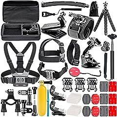 Neewer 50-in-1 Action-Kamera Zubehör-Kit für