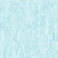 AdorabPaper Contact Paper Wallpaper Non-Woven Fabric Imitation Diatom Mud Solid Color Modern Minimalist Living Room Bedroom Background Wall Light Blue 53X950CM
