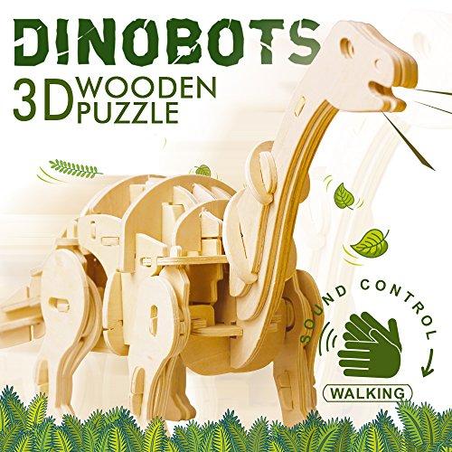 Gebraucht, ROBOTIME Dinosaurier Spielzeug für Kinder 6, 7, 8 Jahre gebraucht kaufen  Wird an jeden Ort in Deutschland